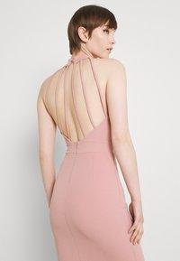 WAL G. - RAQUEL MAXI DRESS - Společenské šaty - blush pink - 3