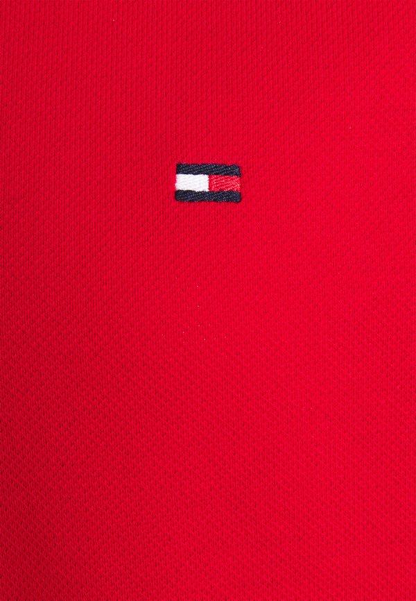 Tommy Hilfiger REGULAR - Koszulka polo - primary red/czerwony Odzież Męska WMYH