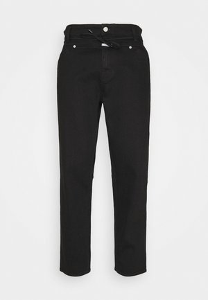 XLENT TAPERED - Jeans fuselé - black