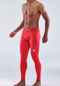 Skins - Base layer - red - 4