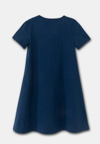 Desigual - Jersey dress - blue - 1