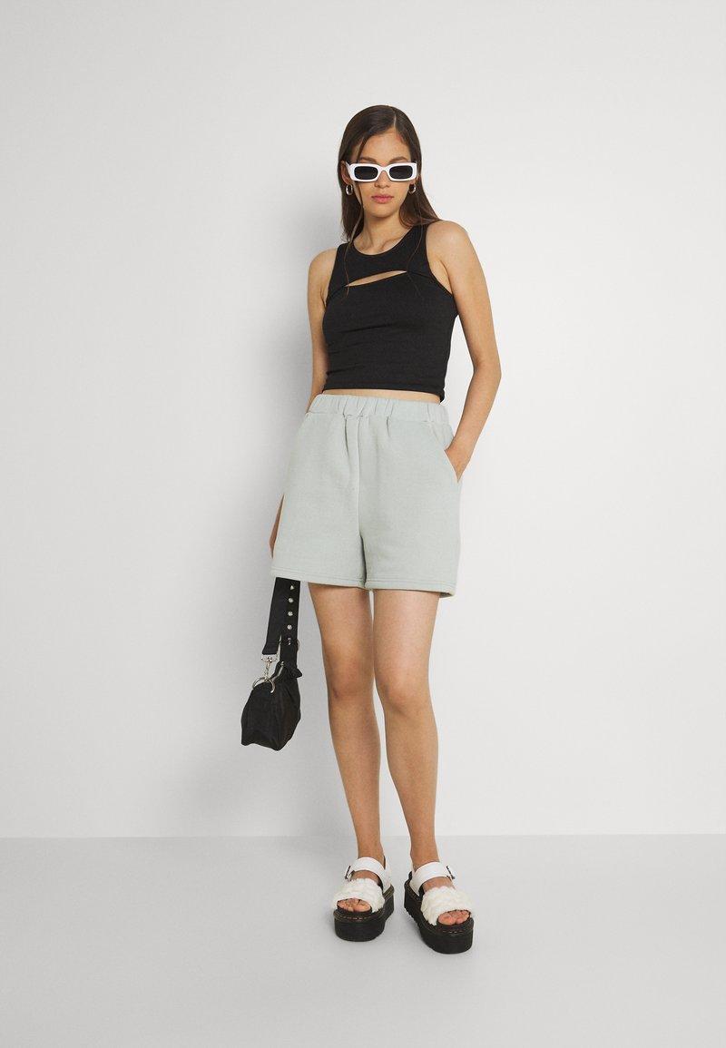 4th & Reckless - JOANNA - Shorts - mint