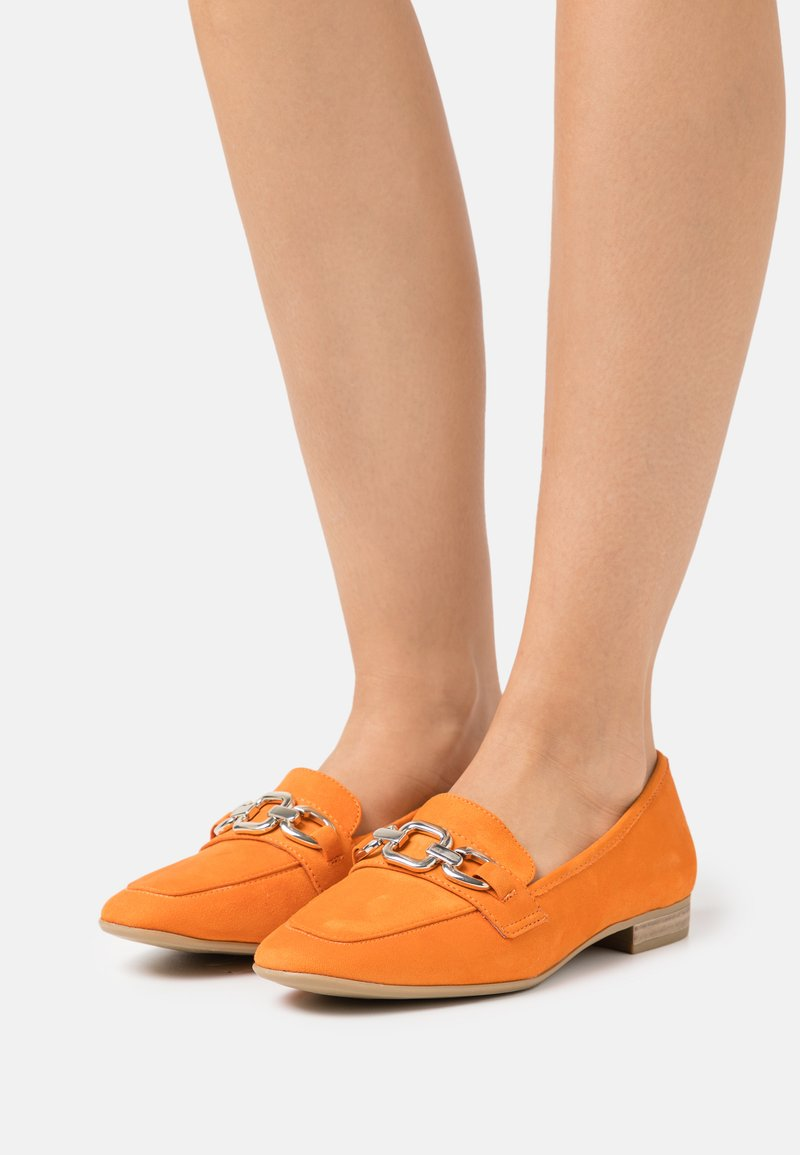 Marco Tozzi - Loafers - orange