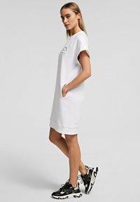 KARL LAGERFELD - Denní šaty - white - 2