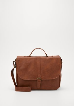 MESSENGER - Briefcase - tan