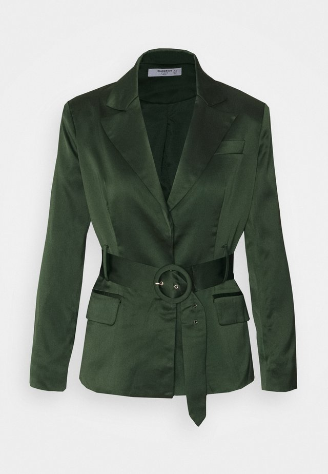 LADIES JACKET - Blazer - forest green