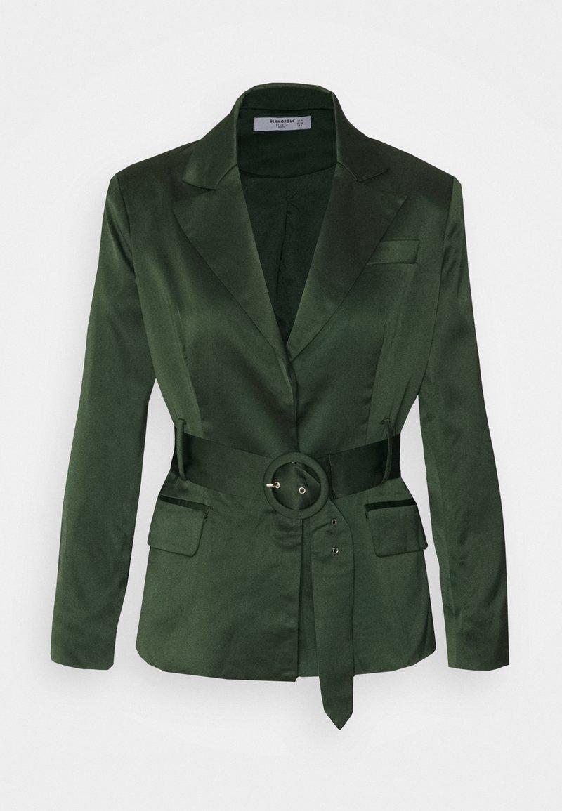 Glamorous Tall - LADIES JACKET - Blazer - forest green