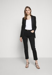 BLANCHE - RAE TRUE - Jeans slim fit - black - 1