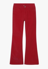 Grunt - FLARE - Trousers - neon pink - 0