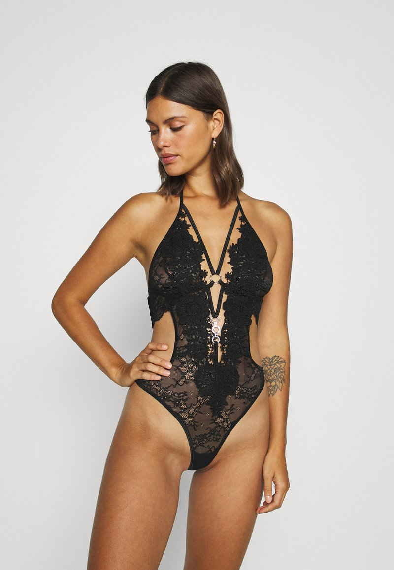 Ann Summers - THE ALL NIGHTER - Body - black