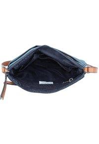 Gerry Weber - LEMON MIX  - Across body bag - dark blue - 4