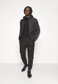 Brave Soul - CONWAY - Light jacket - black - 1