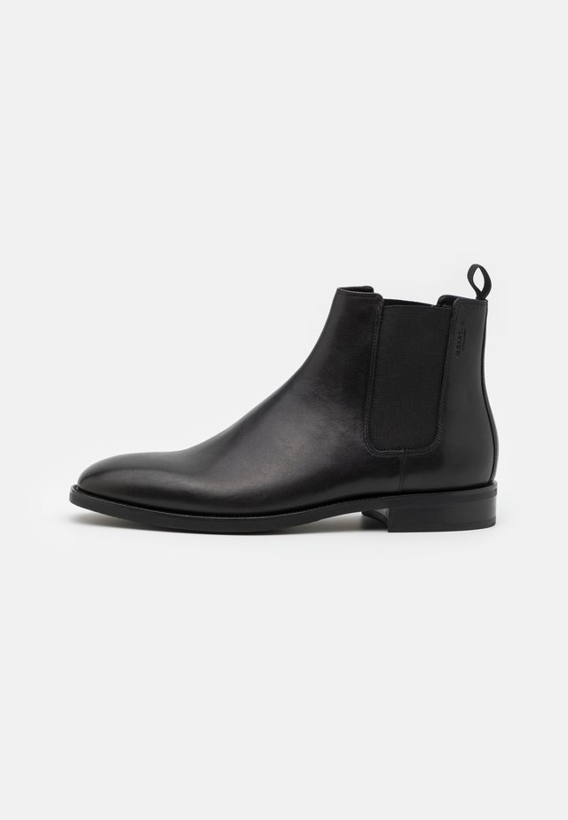 PERCY - Bottines - black