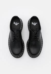 Dr. Martens - 1461 - Nauhakengät - black smooth - 7