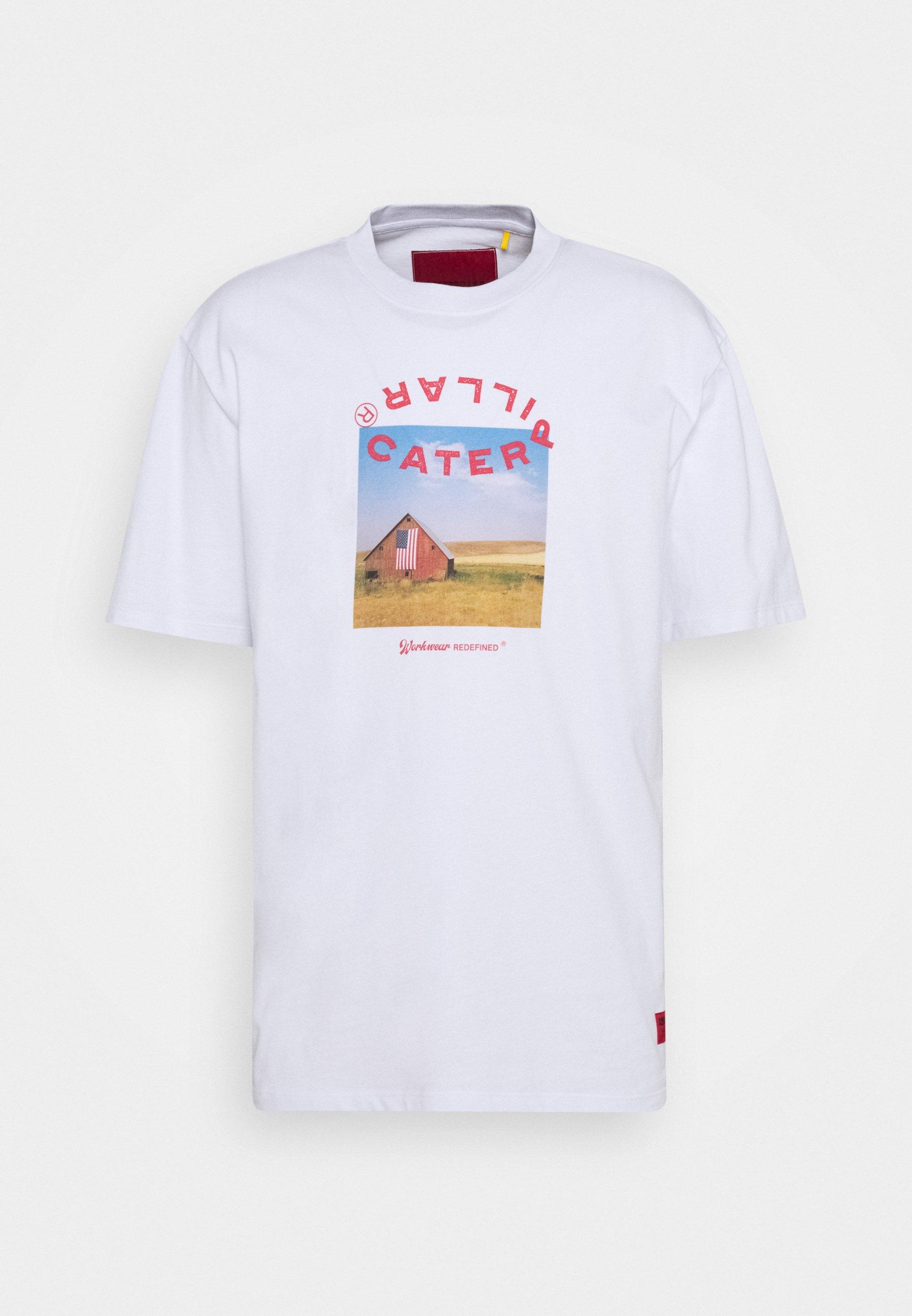 Men WORKWEAR TEE - Print T-shirt