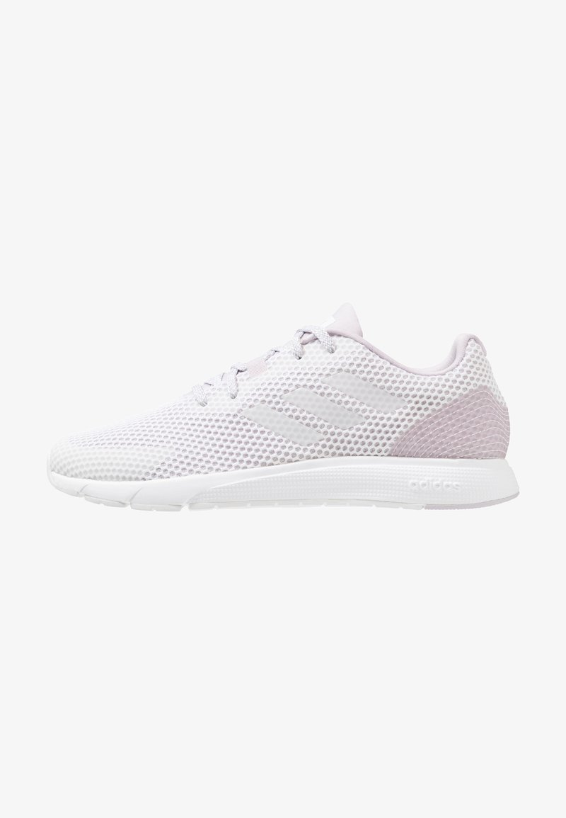 adidas Performance - SOORAJ VERUM CLOUDFOAM RUNNING SHOES - Chaussures de running neutres - footwear white/mauve