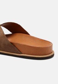 Zign - Mules - light brown - 4
