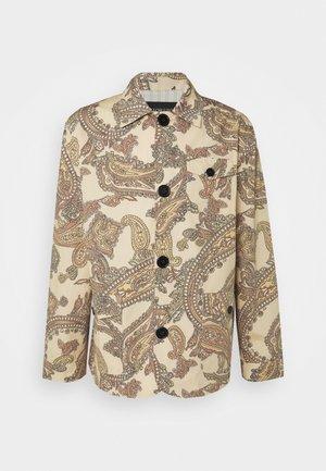 AMSTERDAM MISTER MISTER  - Summer jacket - beige