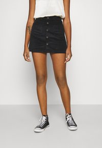 ONLY - ONLAMAZING SKIRT - A-line skirt - black - 0