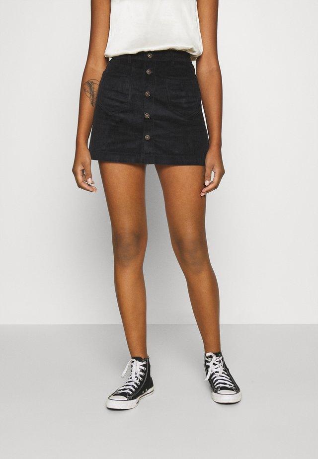 ONLAMAZING SKIRT - A-line skirt - black
