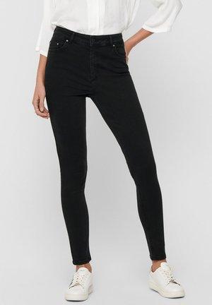 HIGH - Jeans Skinny Fit - black denim