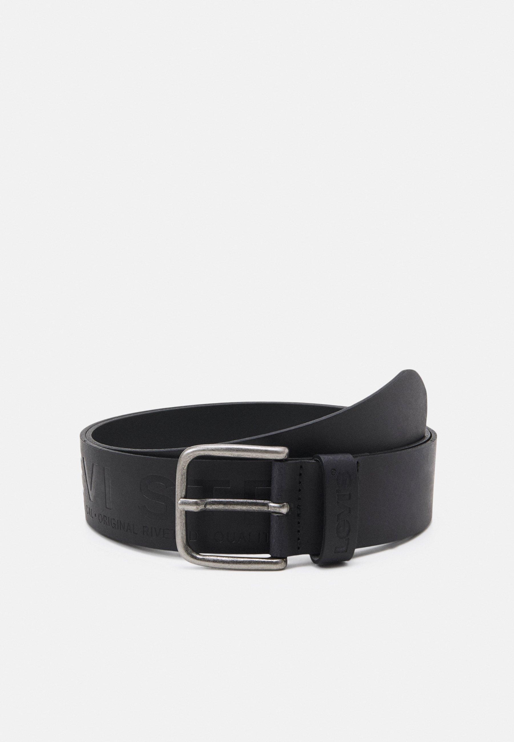 Men EMBOSSED BELT - Belt