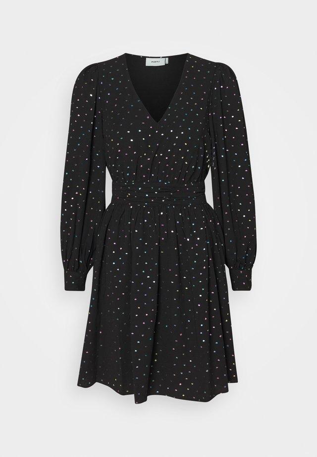 MOSTINNE - Denní šaty - black