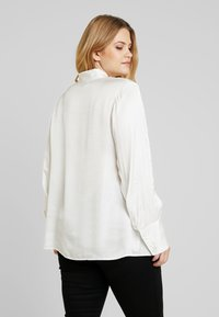 Zizzi - BLOUSE - Bluser - snow white - 2