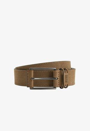 SAMU - Belt - light brown