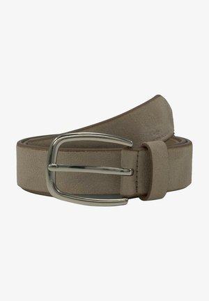 Belt - taupe uni