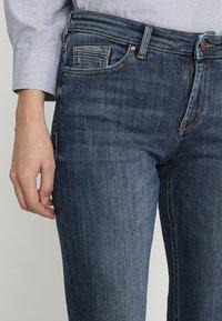 Esprit - Bootcut jeans - blue dark wash - 3