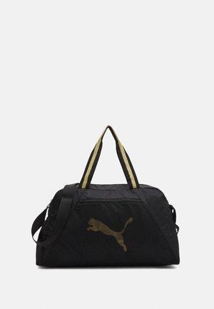 GRIP BAG 25 L - Treningsbag - black/bright gold