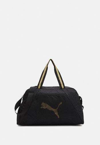 GRIP BAG 25 L - Torba sportowa - black/bright gold