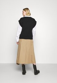WEEKEND MaxMara - AMICA - A-line skirt - camel - 2