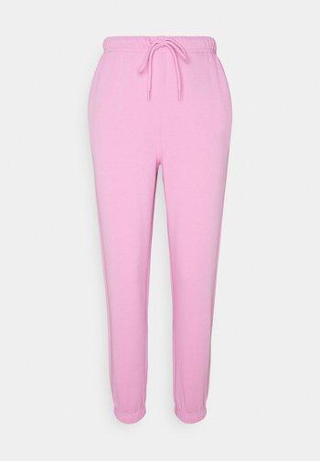 PCCHILLI PANTS - Pantalones deportivos - lilac