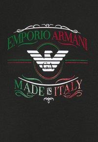 Emporio Armani - Print T-shirt - nero - 6