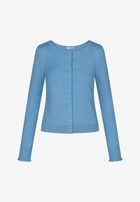 ORSAY - MIT 3D-MUSTER - Cardigan - dirty bleaches - 3