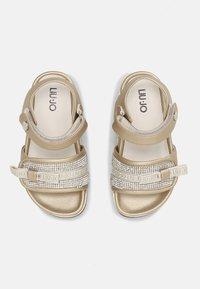 LIU JO - MINI CLEO - Sandaler - gold - 3