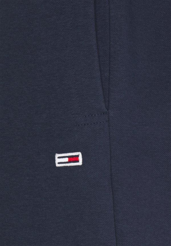 Tommy Jeans Spodnie treningowe - twilight navy/granatowy Odzież Męska ILNW