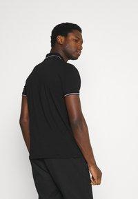 Armani Exchange - Poloshirt - black - 2