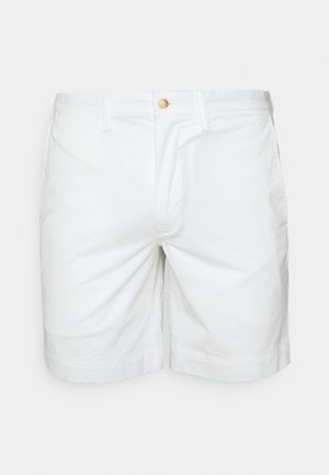 STRAIGHT FIT BEDFORD  - Shorts - pure white