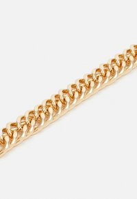 River Island - FLAT CHAIN NECKLACE - Collana - gold-coloured - 2