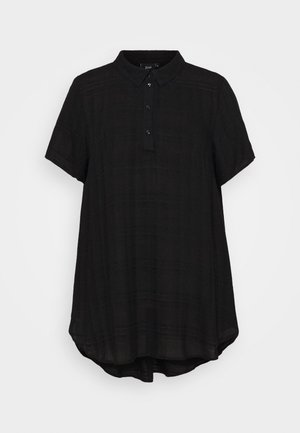 EBALLAN TUNIC - Blouse - black