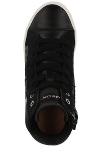 Geox - High-top trainers - black - 1