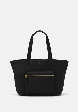 CANTON TOTE MEDIUM - Shoppingveske - black