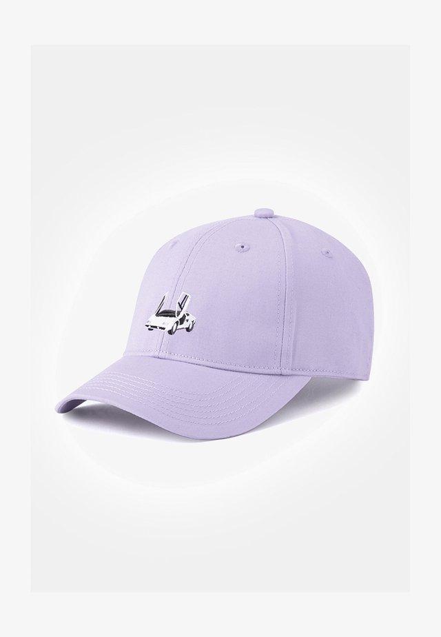 Cap - lilac/mc