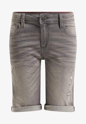 Farkkushortsit - grey