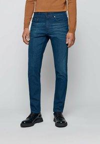 BOSS - CHARLESTON4 - Slim fit jeans - dark blue - 0
