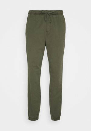 NEW - Trousers - moss