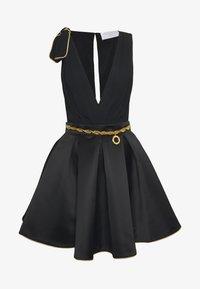 Elisabetta Franchi - Vestito elegante - nero - 7